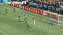 La 'danza esmeralda' continúa en Seattle y Cristian Roldán marca el 4-0 ante el Galaxy
