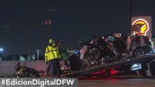 Mueren cuatro personas en Dallas en colisiones durante los primeros días de 2018