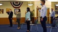 Coronavirus: Servicio de Inmigración y Ciudadanía de EEUU reanuda sus ceremonias de naturalización