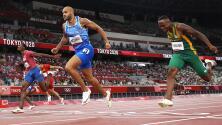El italiano Marcell Jacobs sucede a Bolt y es el nuevo rey de los 100 metros