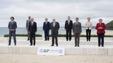 Cumbre del G7: mandatarios acuerdan ayudar a países pobres a superar la crisis por la pandemia del coronavirus