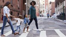 Cómo integrar las matemáticas con tus niños durante un paseo en la ciudad