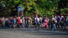 """""""Es algo horrendo"""": experto sobre operativos violentos contra migrantes centroamericanos en el sur de México"""