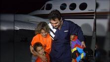 En un avión viejo y volando bajo para no ser detectado: así este piloto pudo sacar a su familia de Cuba