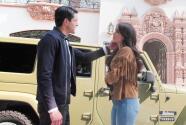 Valentina le dijo a Ricardo que sí se casará con él