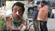 Amigo del hombre que fue atropellado y no recordaba su nombre ayuda a identificarlo