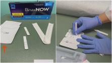 ¿Qué debo saber sobre la prueba casera de detección de coronavirus BinaxNOW? Una experta explica