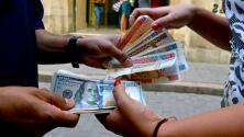 Cuba anuncia la eliminación del impuesto del 10% al dólar estadounidense