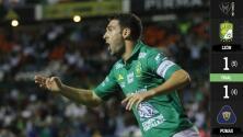 León 1(5) - 1(4) Pumas – GOLES – RESUMEN – COPA MX – CUARTOS DE FINAL