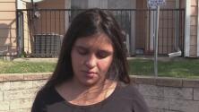 """""""Es difícil, estoy muy estresada"""": mujer a punto de dar a luz pierde todas sus pertenencias en incendio"""