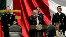 En video: Andrés Manuel López Obrador juramenta como nuevo presidente de México