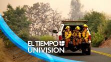 Tiempo en Sacramento: permanece activa la alerta por riesgo de incendios al norte de California