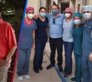 Tras bajar más de 35 kilos, Julio Preciado donará su exceso de piel para ayudar a personas quemadas