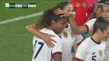 ¡Le dobla las manos! Macario supera Bobadilla con un zapatazo para el 8-0