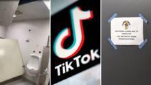 Preocupa nuevo reto de Tik Tok en el que se destruyen baños de escuelas