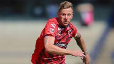 ¡La esperanza de Veracruz! Los cinco mejores goles en la Liga MX de Cristian el 'Polaco' Menéndez