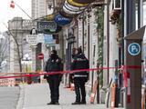 Horrorífica noche de Halloween en Quebec: un hombre mata a dos personas con una espada de samurái