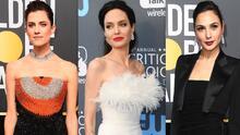 Después del negro, ¿qué?: estos fueron los vestidos que escogieron las famosas tras la protesta