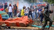 Así se vivió la segunda jornada del paro nacional en Colombia: Cali volvió a ser epicentro de disturbios