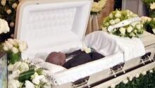 """""""Se nos fue la vida"""": revelan los tristes momentos que vivió la familia de Johnny Ventura en el funeral"""
