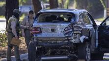 Policía de LA no hará pública la causa del accidente de Tiger Woods