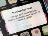 Celulares, radios y televisores enviarán mensaje de emergencia: no te alarmes