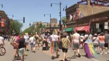 Realizan la segunda edición de la marcha 'Drag March for Change' en Chicago para enviar un mensaje de igualdad