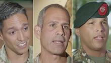 """""""La familia es fundamental"""": soldados hispanos orgullosos de formar parte del Ejército de los Estados Unidos"""