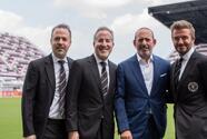 Beckham y la familia Mas aumentan su participación en el Inter Miami