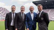 David Beckham y la familia Mas compran más acciones del Inter Miami