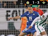 El Betis triunfa en Hungría ante el Ferencvaros en la Europa League