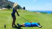 TV Moments: atrapada con dudas, golazo con malabar y golf con riesgo