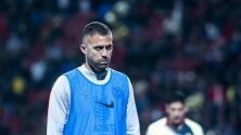 Jérémy Ménez ya es un problema en el París FC