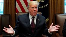 Exsecretarios de Seguridad Nacional de EEUU le piden a Trump que asigne fondos para ese departamento