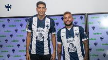 Andrada y Vergara descartan presión por jugar en Rayados