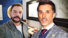 """""""Dando la cara"""": Sergio Mayer hace frente a la denuncia de Héctor Parra y acude ante las autoridades mexicanas"""