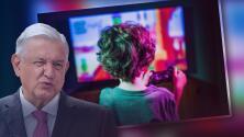 """""""Resulta muy violento"""": AMLO critica el uso de videojuegos por lo que han provocado en los jóvenes"""