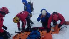 Varios alpinistas mueren durante la avalancha de un volcán en Ecuador