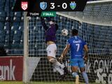 Santa Lucía debuta en la Concacaf League con goleada sobre el Metropolitan FA