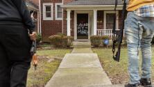 Pelosi y McConnell vieron sus casas vandalizadas el fin de año