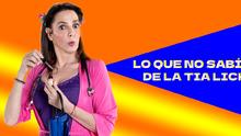 10 datos curiosos de María Fernanda García, 'La Tía Licha' de Una Familia de Diez