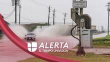 """""""No hay que arriesgarse"""": el pedido de las autoridades en Houston antes los efectos del huracán Nicholas"""