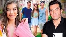 """La hija de Jorge Salinas y Adriana Cataño habla de su """"lindo"""" encuentro con los gemelos del actor"""