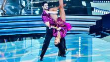 Roberto Hernández vuelve a la pista con una salsa y demuestra por qué es un finalista de Mira Quién Baila