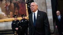 Militar y secretario de Estado: así fue la carrera de Colin Powell