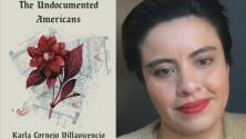 De inmigrante sin documentos a finalista en los Premios Nacionales del Libro: la inspiradora historia de Karla Cornejo
