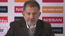 """Osorio, sobre 'Chicharito': """"Volverá a hacer goles en su club y en la selección"""""""