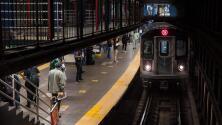 Asaltos en el metro de Nueva York aumentaron un 50% en septiembre del 2021