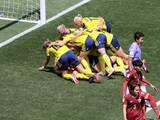Tailandia se lleva otra goleada, pero menos escandalosa: Suecia califica a Octavos de Final