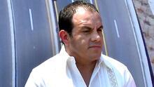 """""""Así es la política"""": Cuauhtémoc Blanco responde a las críticas que recibe por su trabajo como gobernador"""
